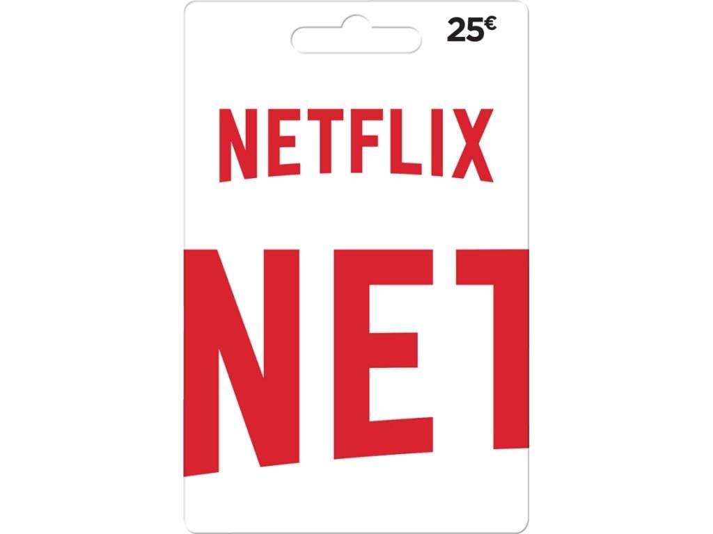 Cartão Presente Netflix